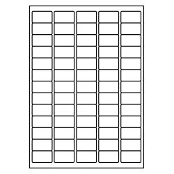 100 feuilles p.boîte PolyMasterVinyl Transparent Clair 38 x 21