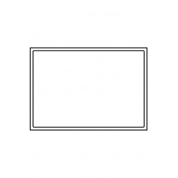 A5 étiquette 200 x 138 mm 100 feuilles p.boîte