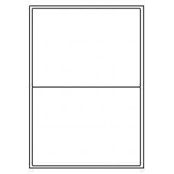 199 x 143 mm 200 feuilles p.boîte, PMV