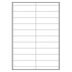 100 x 27 mm cartes de plateaux 100 feuilles p.boîte a 20 cartes